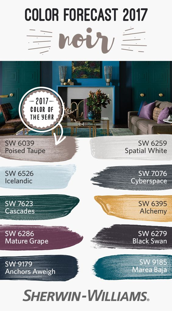 Favorite paint colors blog Paint color of the year