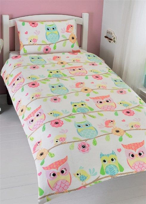 Owl Bedding Bedding And Pastel Colors On Pinterest