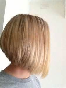 Concave Hairstyles Back View Concave Hair Trend 2017