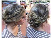 updo cute and prom
