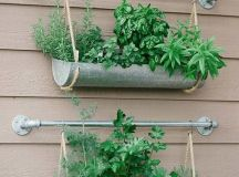 DIY Herb Gardens for Every Space | Gardens, Small spaces ...