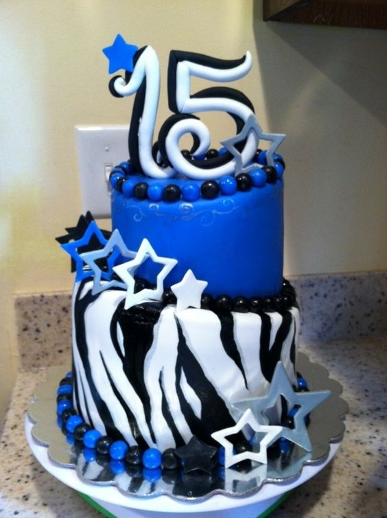 What 15 Year Old Girl Wouldnt Love This Cake Live For TodayPlan For TomorrowParty