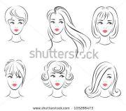 hairstyles cartoon - google