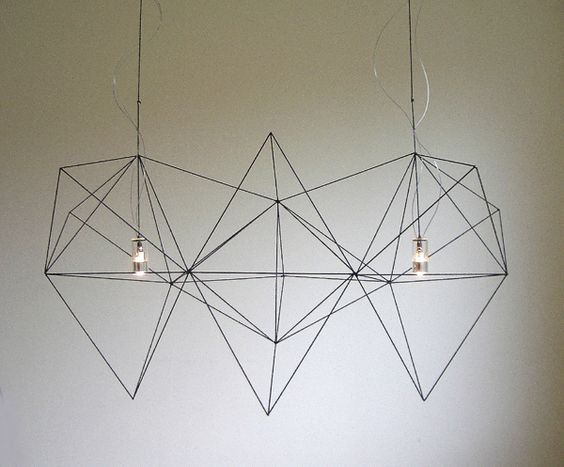 Powder, Heavens And Pendant Lights On Pinterest