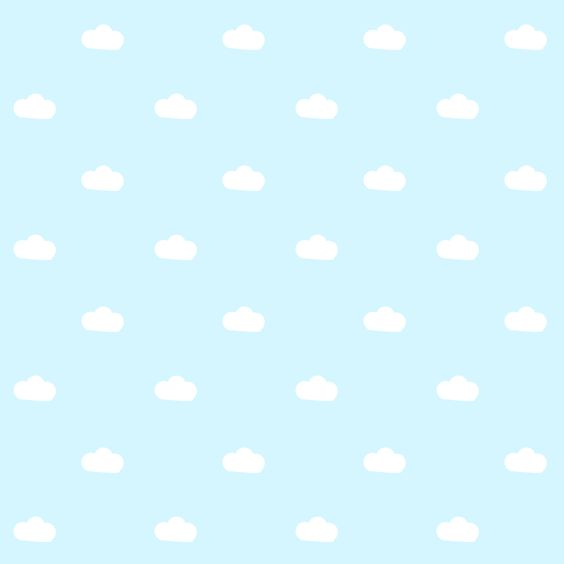 FREE printable baby blue and white pattern paper : happy