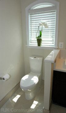 Window Over Toilet Design Ideas Pictures Remodel and