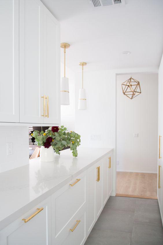 Semihandmade Supermatte White Ikea Kitchen: