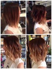 Andrea miller hair.
