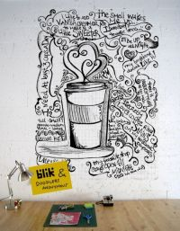 Doodles, Doodle art and Coffee on Pinterest