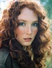 irish girls and curls