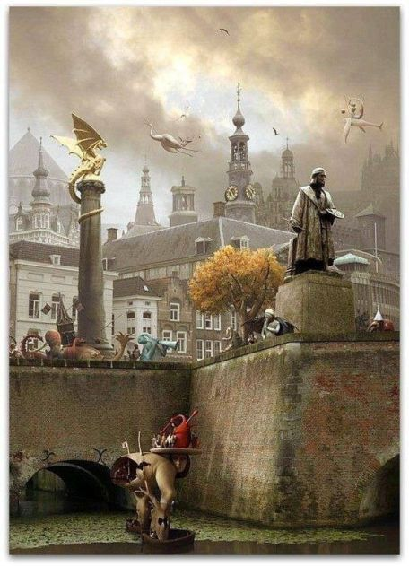 Jeroen Bosch - photo impression from the town of Jheronimus Bosch…: