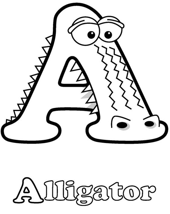 Coloring pages, Dovers and Alligators on Pinterest