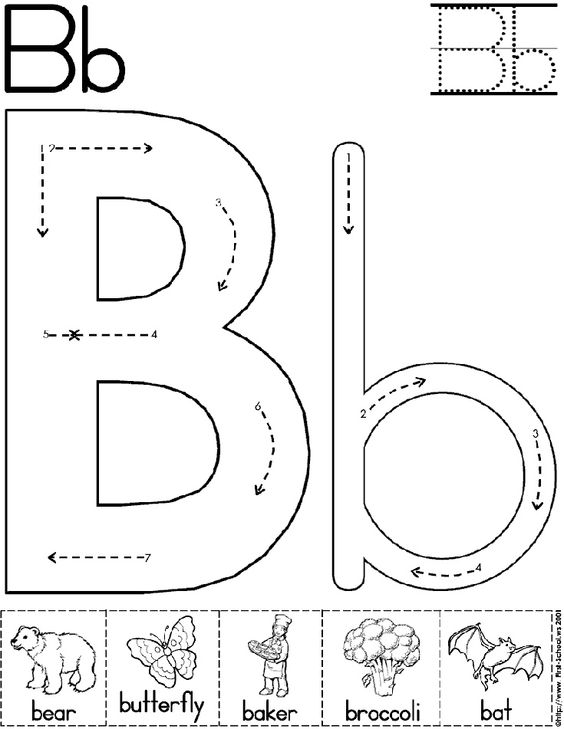Free Abc Writing Practice Worksheets