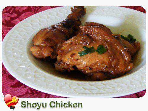 tasty shoyu chicken recipe recipes and mac