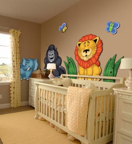 Jungles, Nurseries And Zoos On Pinterest