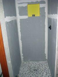 DensShield waterproof backer board for showers | For the ...