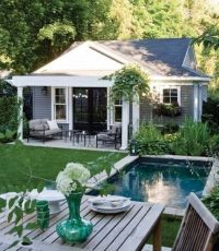 Stunning Backyard Pools and Landscaping Ideas | For the ...