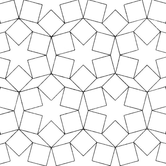 Islamic Patterns Colouring Sheets I7png Picture Picture