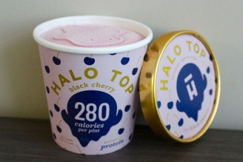 An honest review on every Halo Top ice cream flavor!