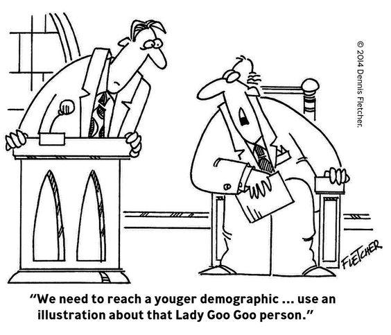 Hilarious Leadership Journal cartoon by Dennis Fletcher: A