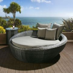 Grey Round Sofa Chair Mitc Gold Sleeper Gardens, Conservatory And Cushion Covers On Pinterest