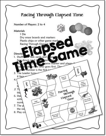 5th Grade » Elapsed Time Word Problems Worksheets 5th