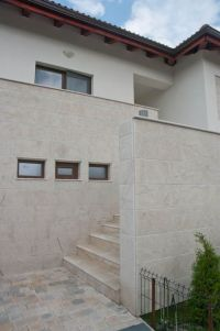 Grey Limestone Exterior Wall Cladding Tiles - Buy Exterior ...