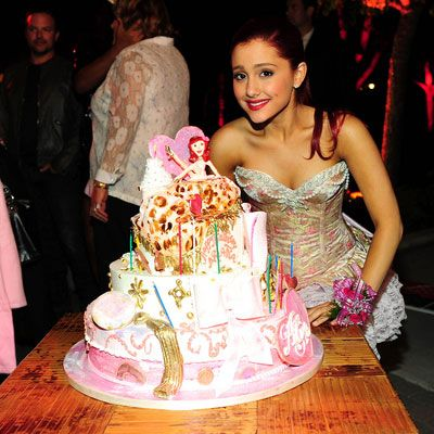 10 Best Celeb Birthday Cakes From Ashley Benson Demi