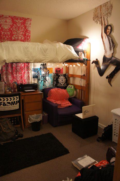 Loft Big chair and Dorm on Pinterest