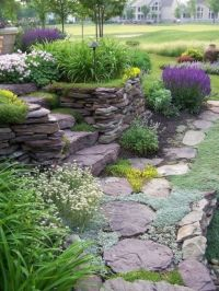 Images of :: stone gardens | Stones, Gardens and Stacked ...