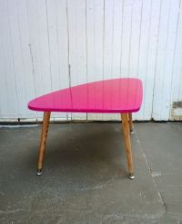 Modern end tables, Atomic age and Mad men styles on Pinterest