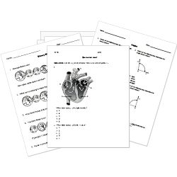 Free Printable K-12 Worksheets from HelpTeaching.com