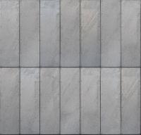galvanized steel panels seamless texture | materials ...
