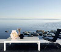Swedish Ocean Horizon - Wall mural, Wallpaper, Photowall ...