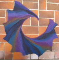 Wingspan pattern by maylin Tri'Coterie Designs | Pinterest ...
