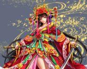 anime chinese warrior oriental