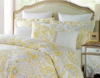 Cynthia Rowley 3pc Duvet Cover Set Large Floral Paisley ...