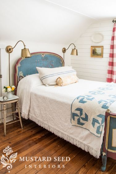 Miss Mustard Seed Guest Bedroom Home Decor Pinterest Miss