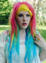 halloween - suncatcher wig