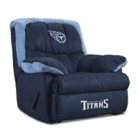 Tennessee titans, Recliners and Tennessee on Pinterest
