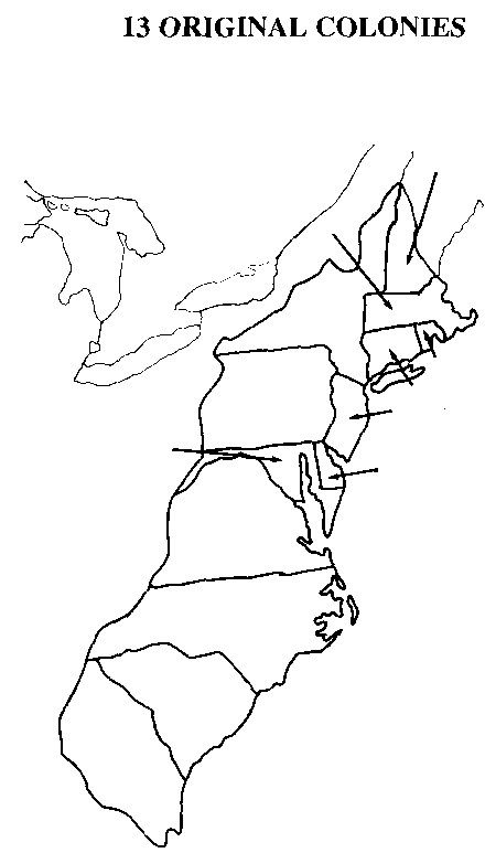 Jamestown Colony Coloring Pages Sketch Coloring Page
