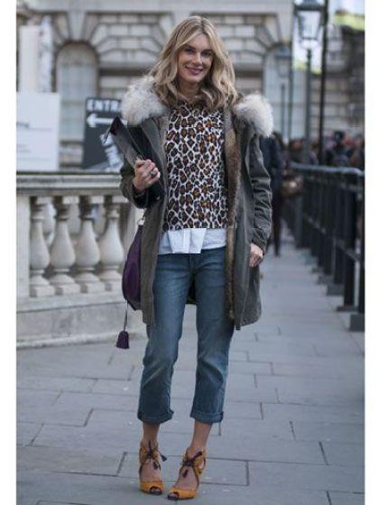 Day 3 Street Style at London Fashion Week: