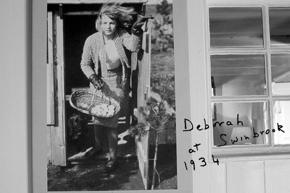 Debo, The Duchess Of Devonshire, Mitford Sisters & Swinbrook: