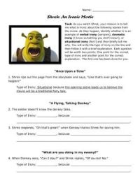 Irony Worksheet For High School Free Worksheets Library ...