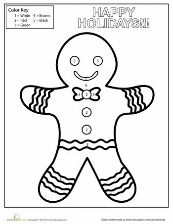 Gingerbread man, Worksheets and Gingerbread on Pinterest