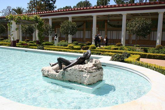 Getty Villa - Malibu, CA: