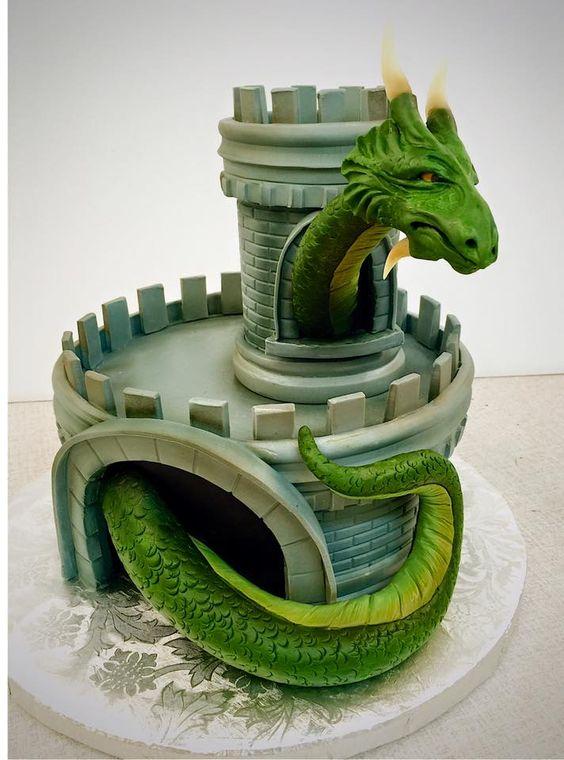 Mike S Amazing Cakes Dragon Castle Cake Cake List