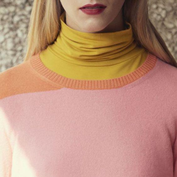 knitGrandeur: Shoulder Divide