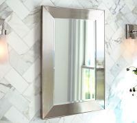 Beverly Recessed Medicine Cabinet   Pottery Barn - can we ...
