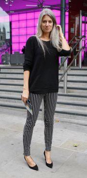 sarah harris vogue editor - gorgeous